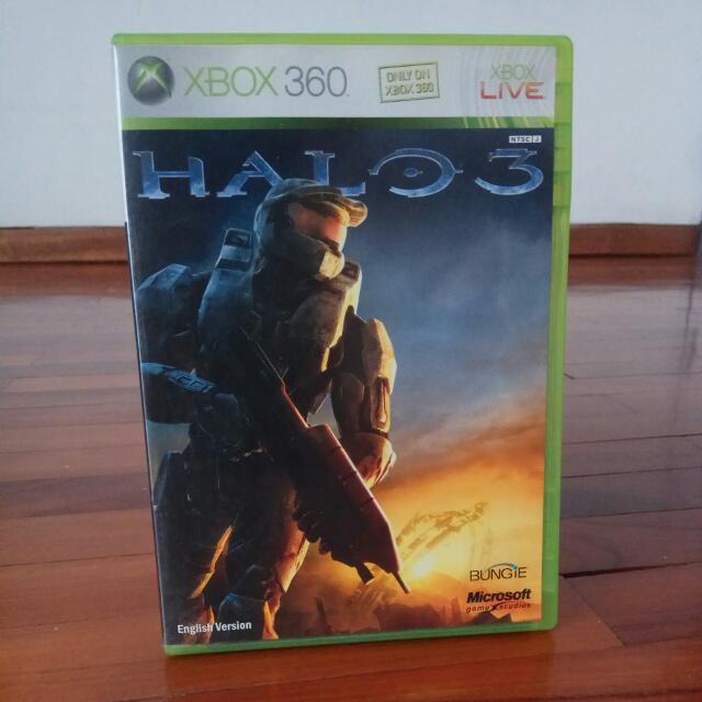 Halo 3, Xbox 360