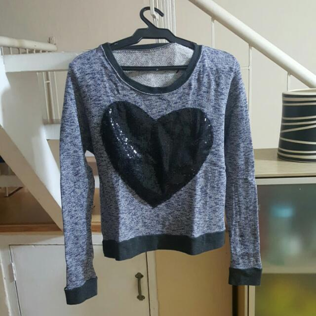 Heart Sweater..