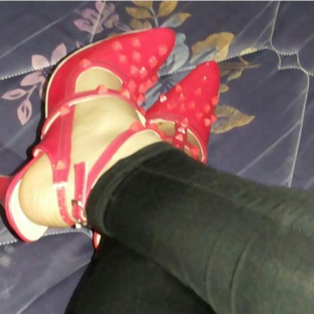 High Heels Valentino Like Ori
