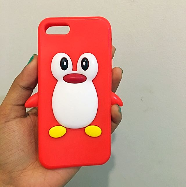 I Phone 5s Soft Back Cover