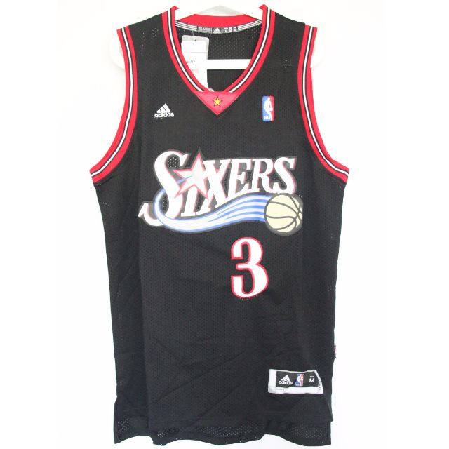 best website db4f3 058ba NBA Swingman Jersey Allen Iverson Philadelphia 76ers #3 ...