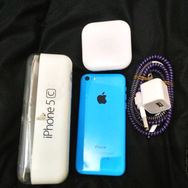 Iphone 5c 16GB 4G Lte
