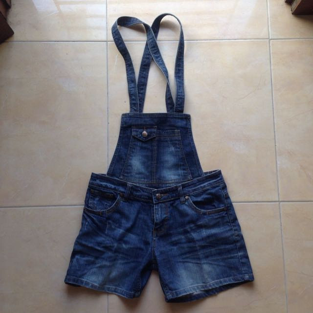 Jeans Dungaree Pants
