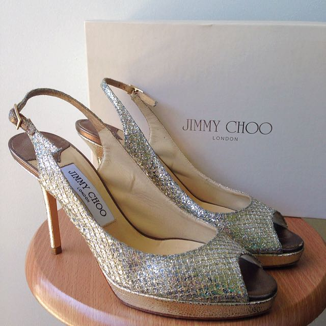 Jimmy Choo Sling Back Pump