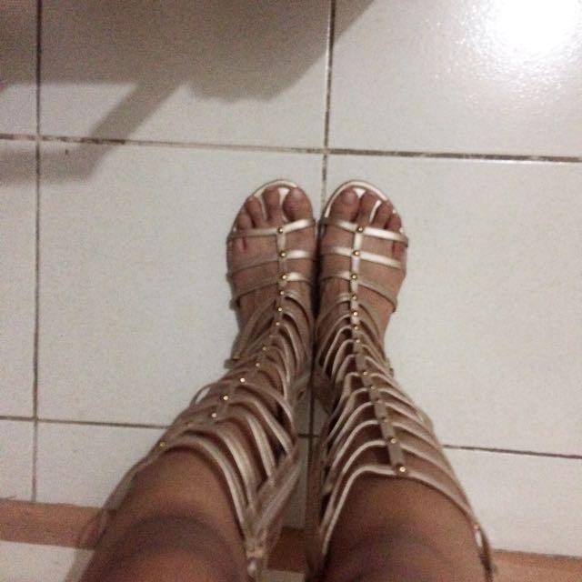 Jio&Ja Gladiator Shoes