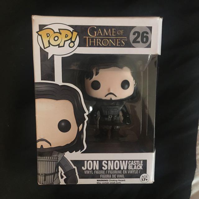 Jon Snow Pop Vinyl Figure