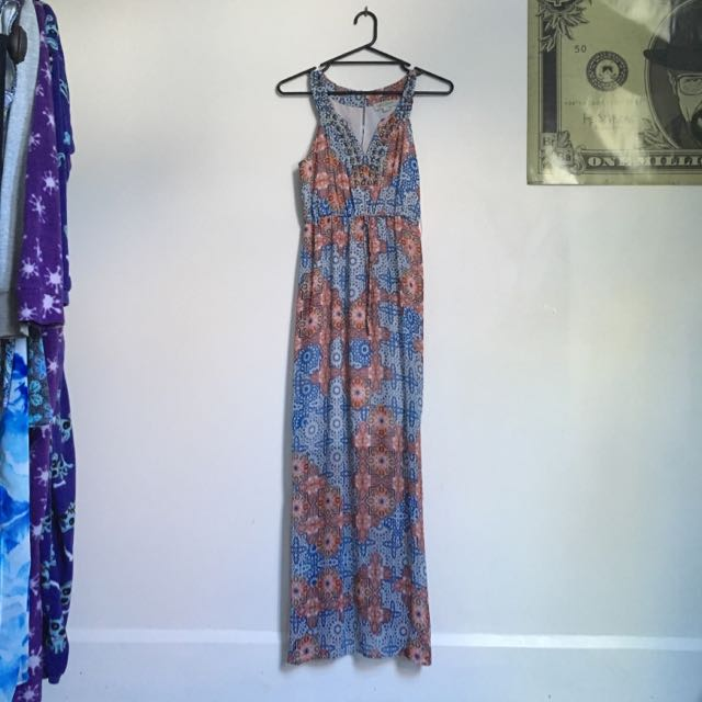 Just Jeans Maxi Dress #under20