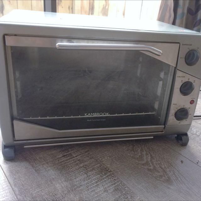 Kambrook Multifunctional Oven