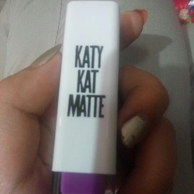 Katy Kat Mate Lipstick