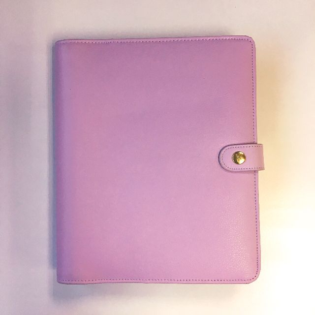 Kikki.K Leather Personal Planner: Large
