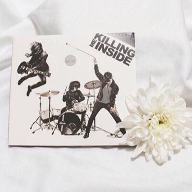 Killing Me Inside – Self Titled (CD)