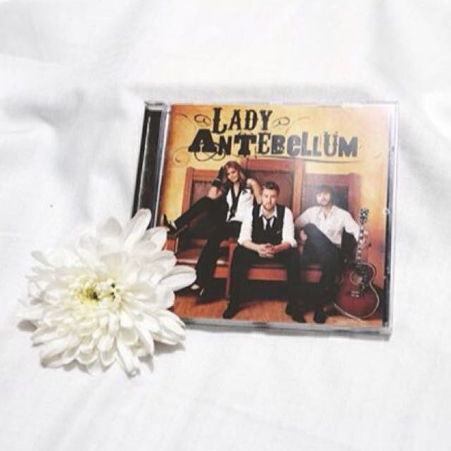 Lady Antebellum – Self Titled. (CD)