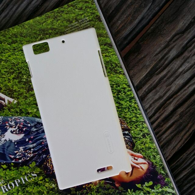 REPRICED Lenovo K900 Nillkin Back Protective Cover