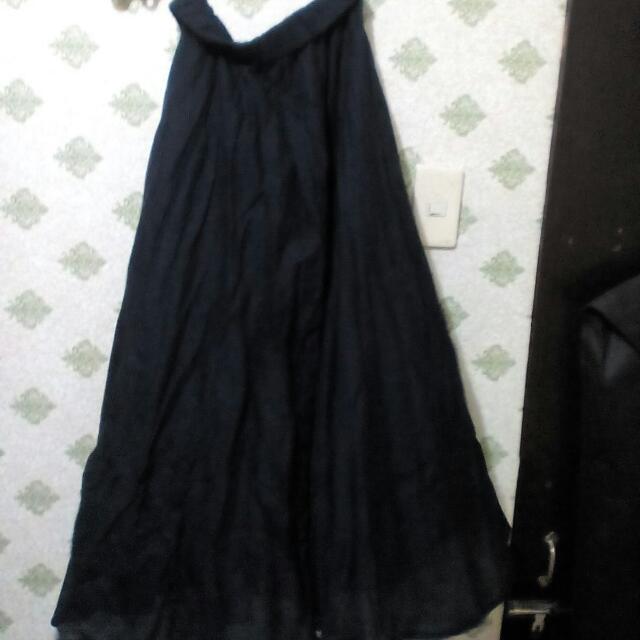 Long Skirts Korean Pre-loved