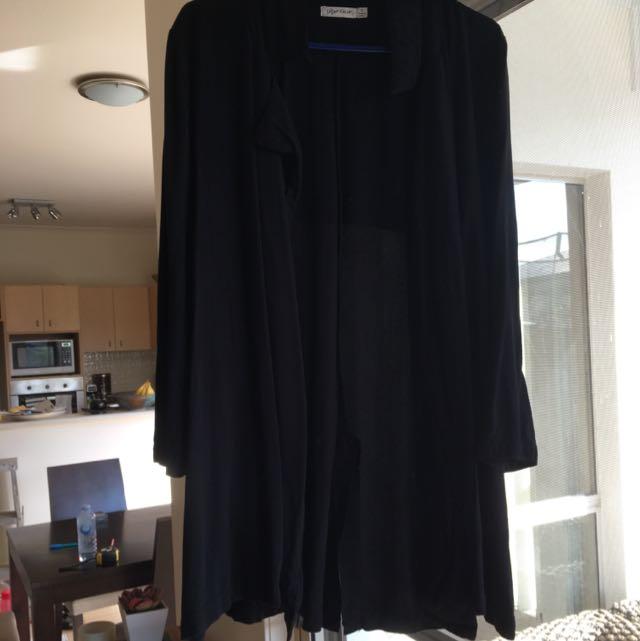 Long Sleeved Black Jacket