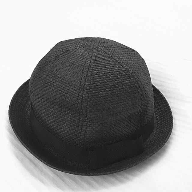 LOWRYS FARM 編織草帽 專櫃正品