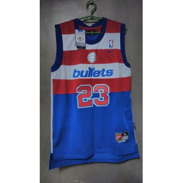 official photos f8895 0f705 Michael Jordan Washington Wizards Jersey on Carousell