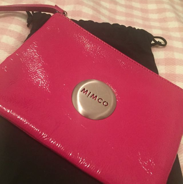 Mimco Pouch (large)