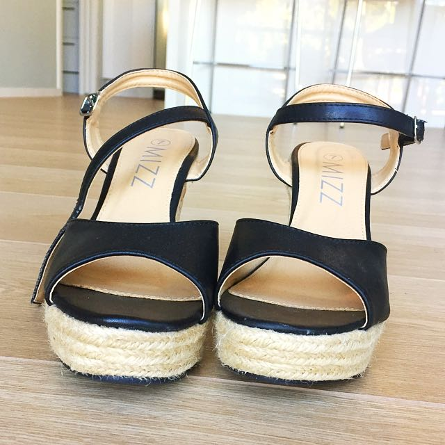 MIZZ High Heel Sandals In Black #under20