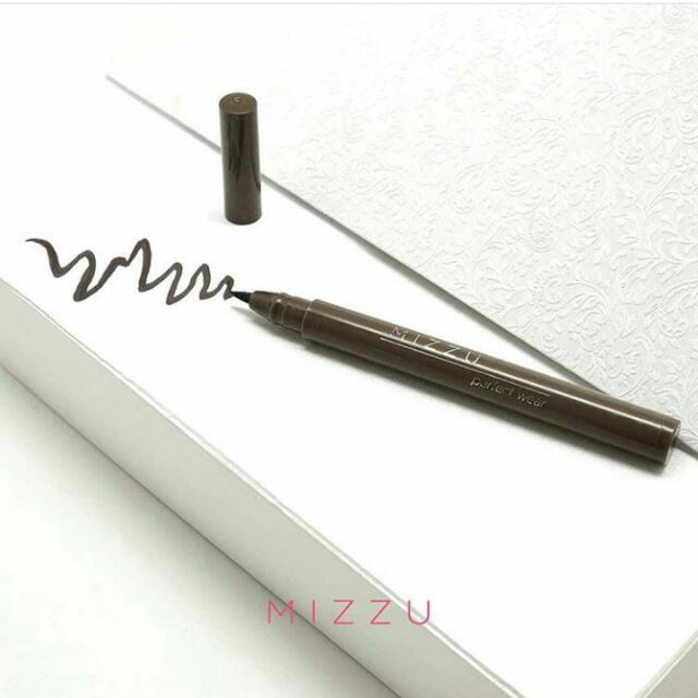 Mizzu Perfect Wear Eyeliner Brown