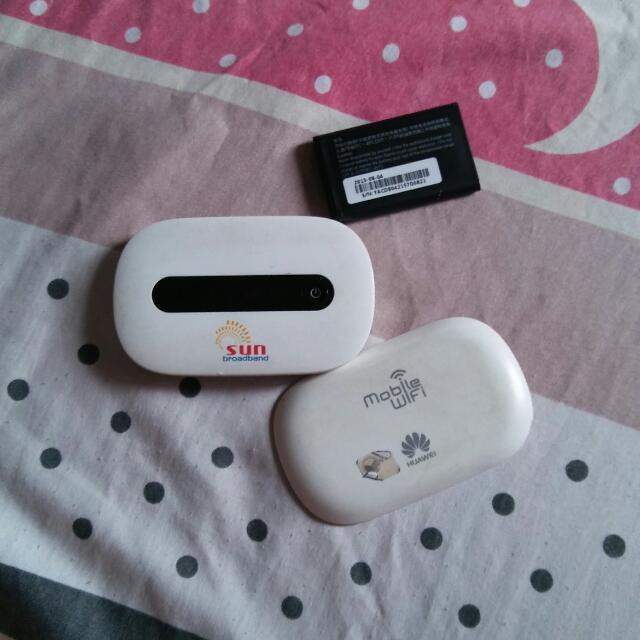 Mobile Wifi Open Line For 100