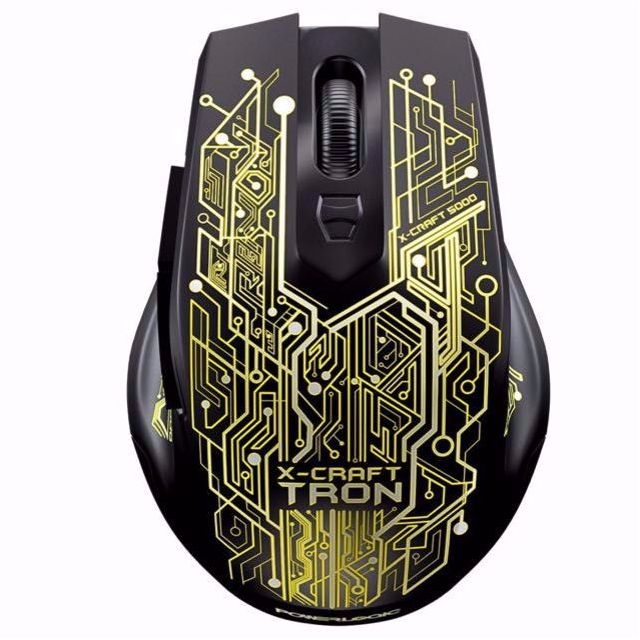 Mouse Gaming Powerlogic X Craft 5000