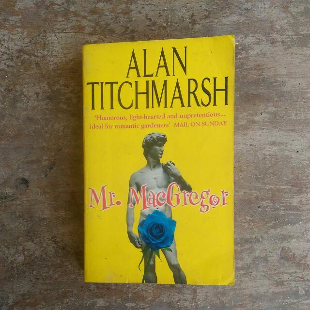 Mr. MacGregor by Alan Titchmarsh