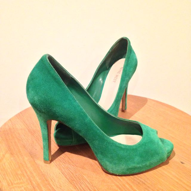 NineWest size 7 Pumps #decluttermarch