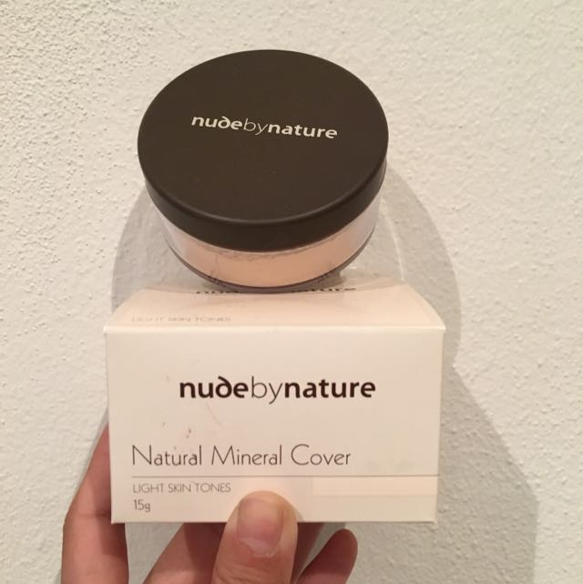 NudeByNature Natural Mineral Cover