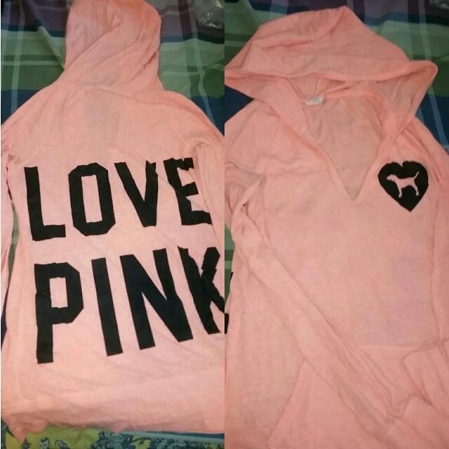 Orange Love Pink Long Sleeve