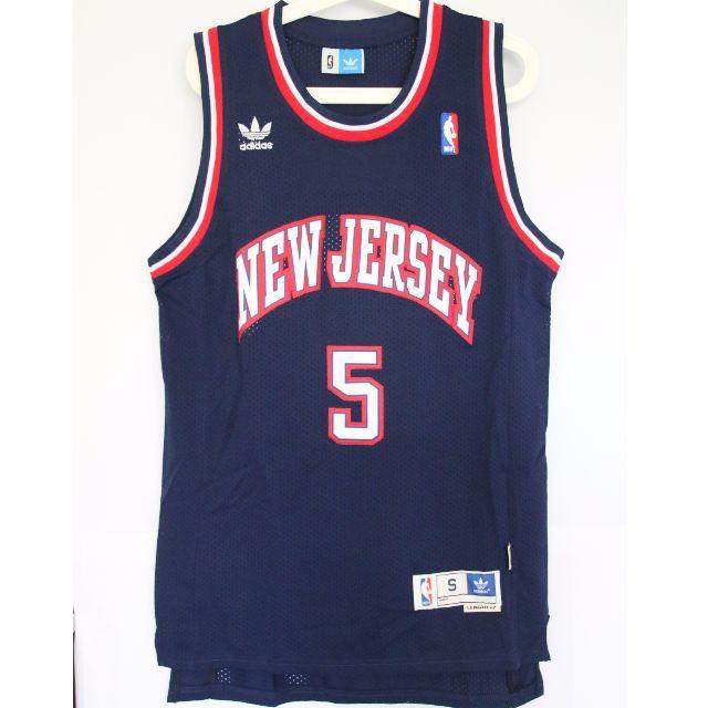 5dd69c0bd242 new jersey nets blue jersey