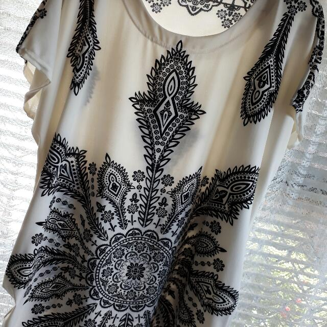 Oversized Shirt/ Dress
