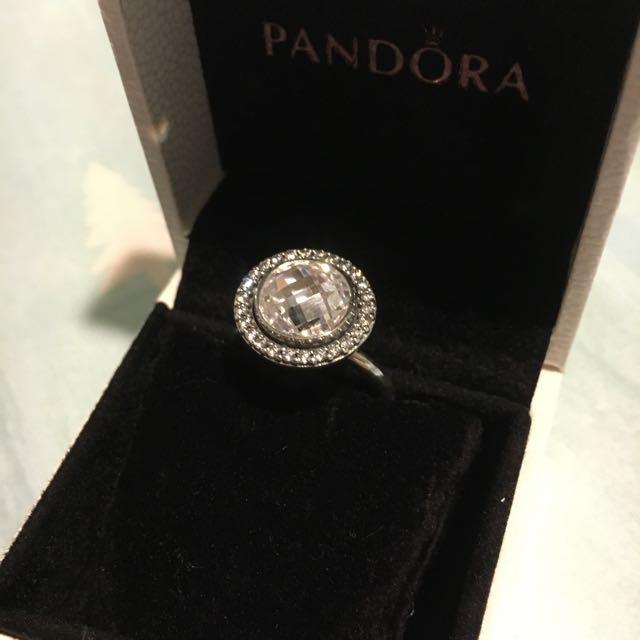 Pandora 華麗寶石戒指