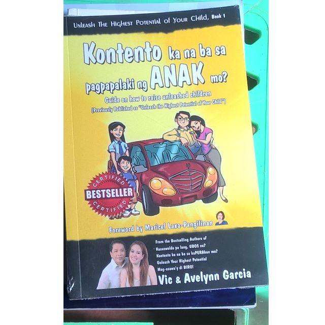 PARENTING BOOK: KONTENTO KA NA BA SA PAGPAPALAKI NG ANAK MO?