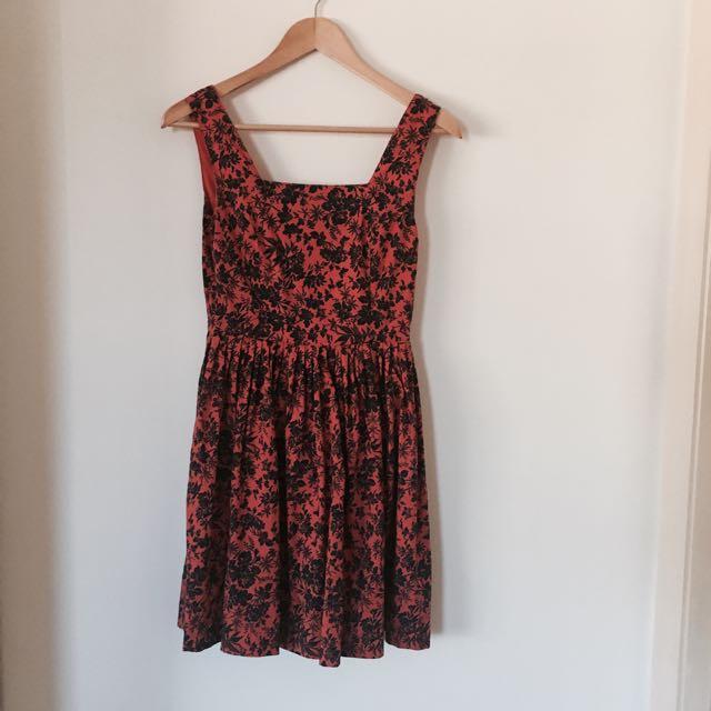 Princess Highway/Dangerfield Floral Dress