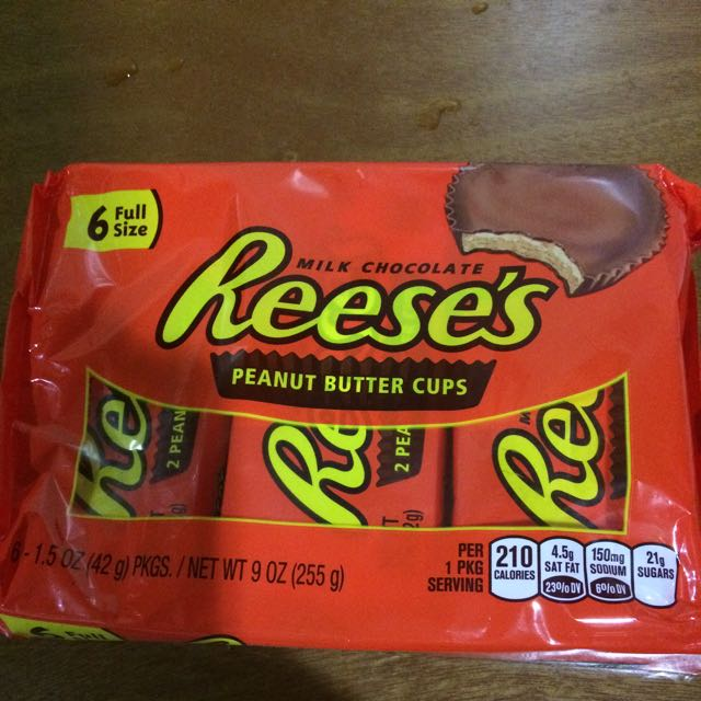 Reese's Chocolate Bar