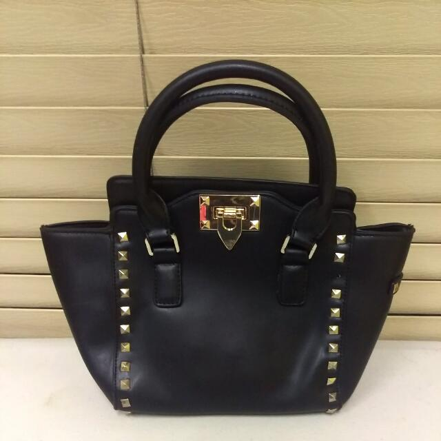 Rockstud Trapeze Mini Bag