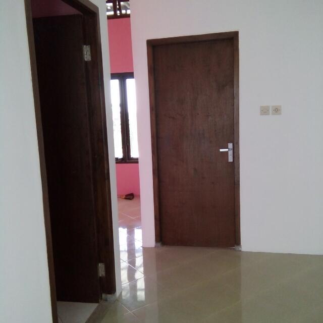 Rumah T38/84 Kredit Nol Bunga Jl Lebar Free Shm