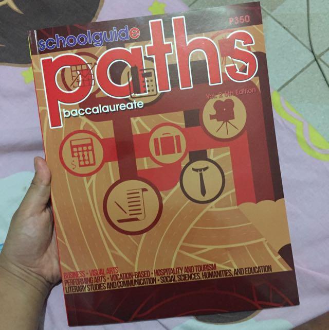 Schoolguide: Paths