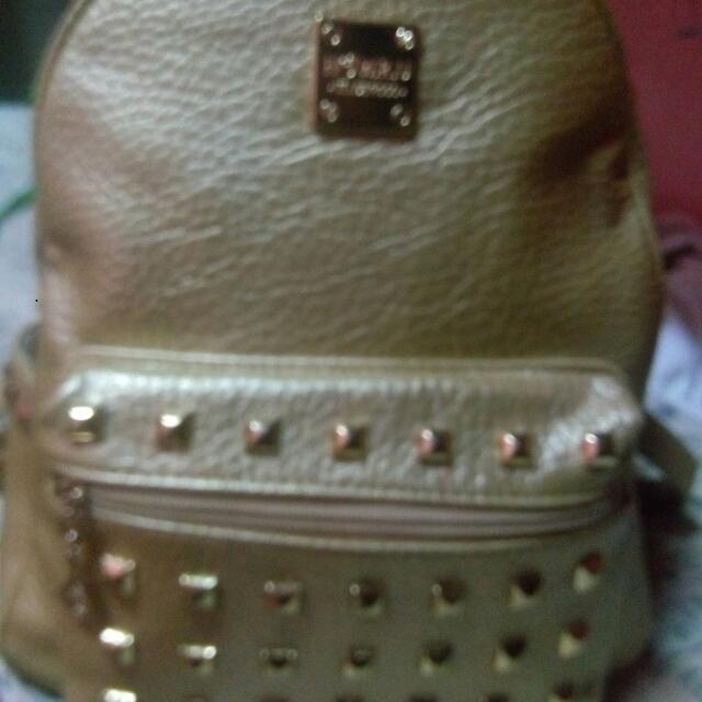 Silver Packbag