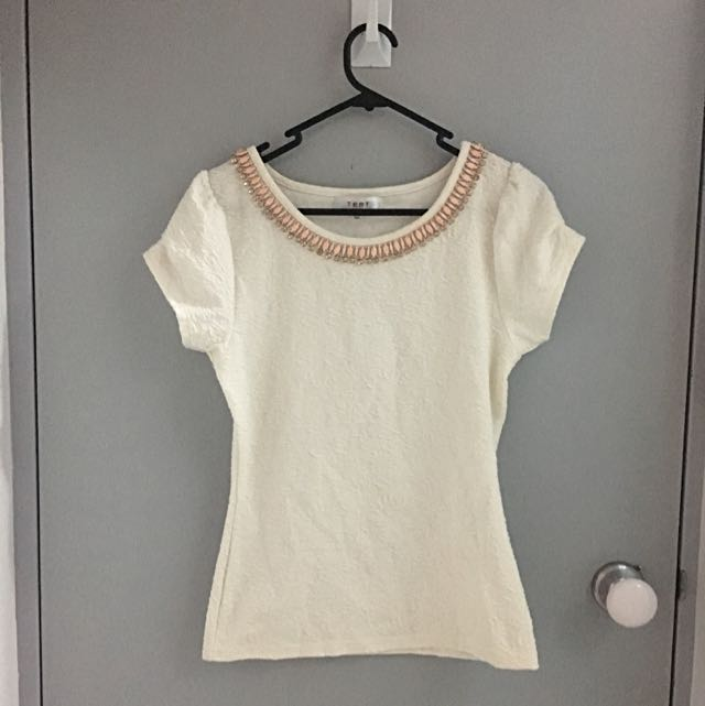 Size 8 tempt Top
