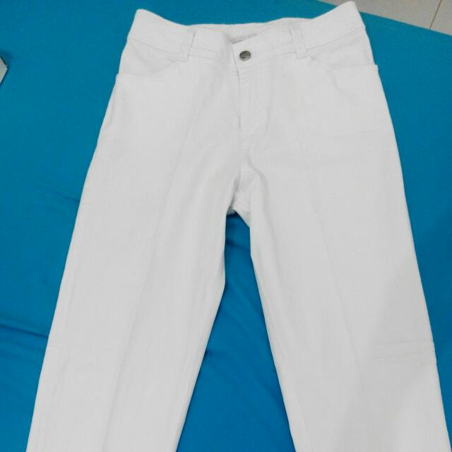 St. Yves Pants White