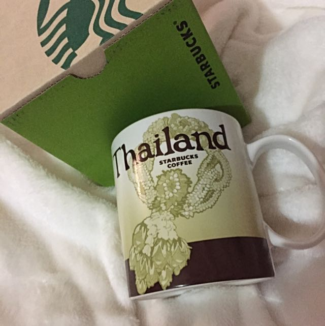REPRICED!!! Starbucks Mug - THAILAND