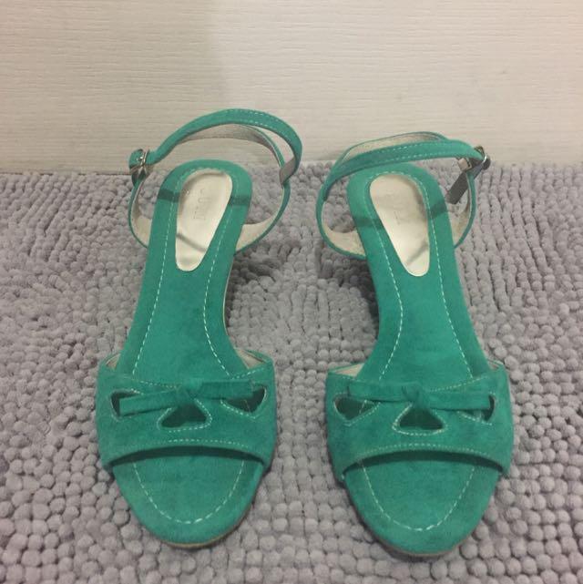 Suki Sandals Green