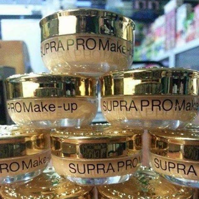 58db62365221 SUPRA PRO Make-up FOUNDATION 2IN1 - 10 gram