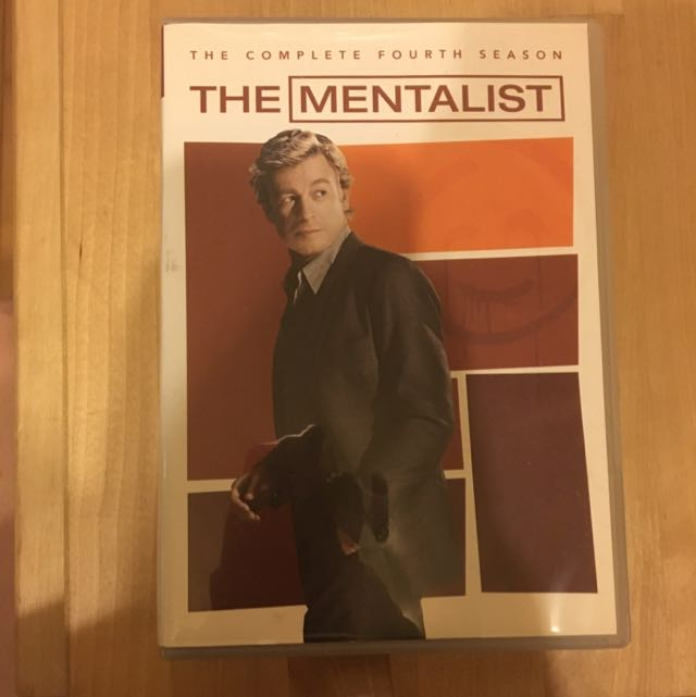 The Mentalist 4th Season