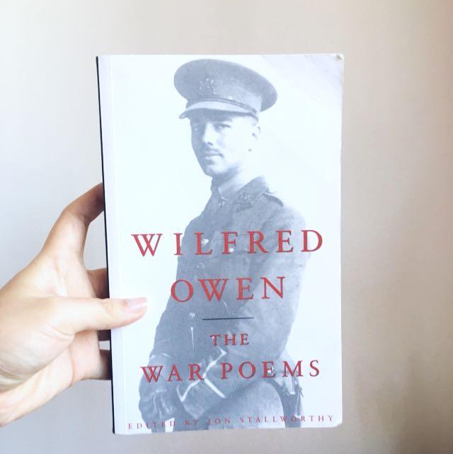 The War Poems Wilfred Owen