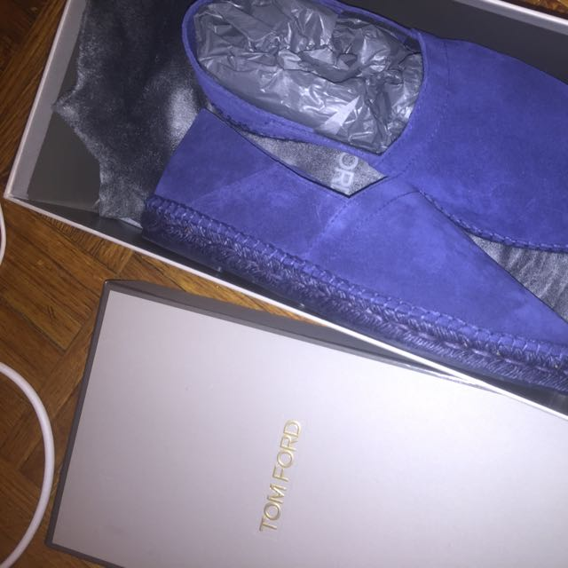 Tom Ford Leather Loafter
