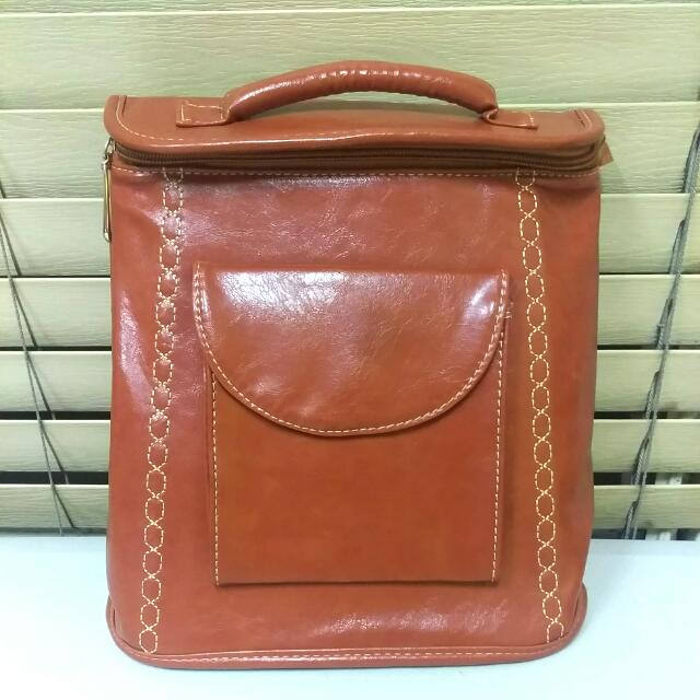 Top Flap 2Way Bag