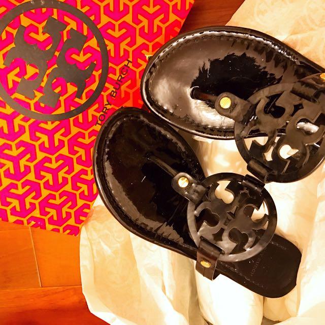 TORY BURCH拖鞋♡